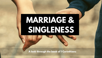 1 Corinthians 7:32-35 Who is Your Concern Your Spouse or God